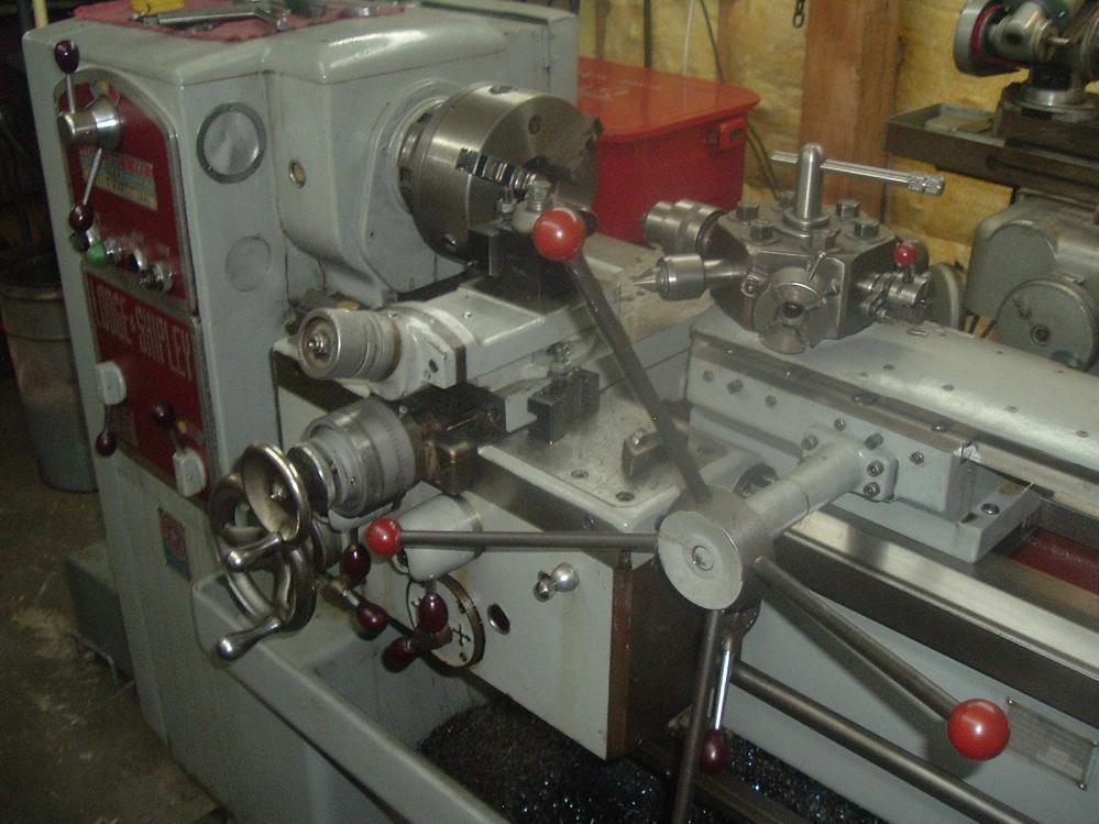 My Circa 1950 S Machine Shop