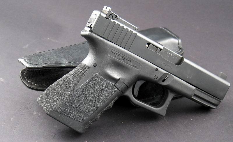 Metal frames for Glocks?