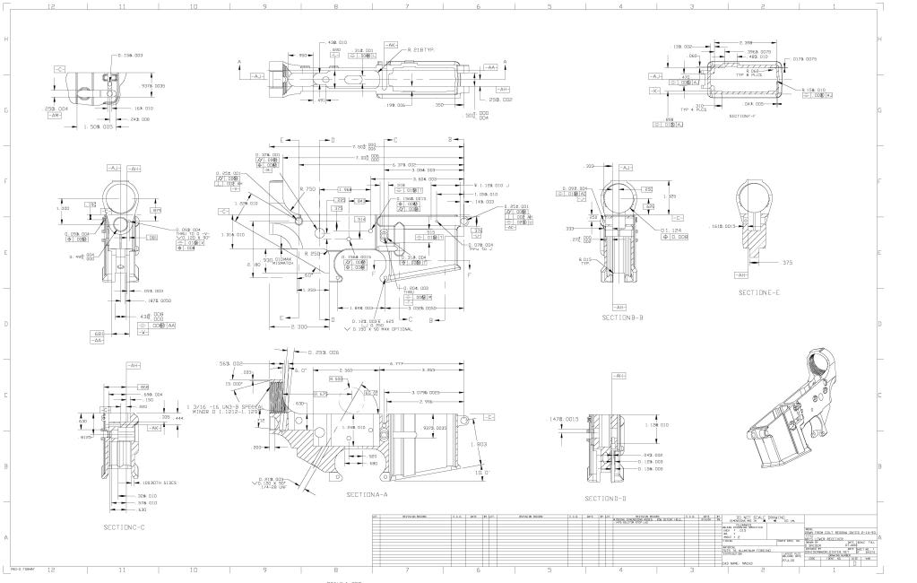 Downloadable Ar 15 Schematic Drawing Electrical Work Wiring Diagram