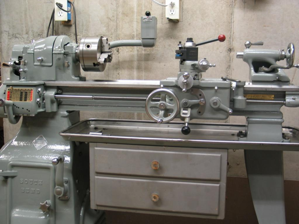 Machinist Tools For Sale >> A Real Nice South Bend Heavy 10 For Sale