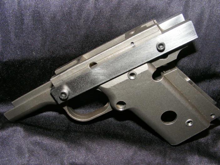 Sarco P12 casting