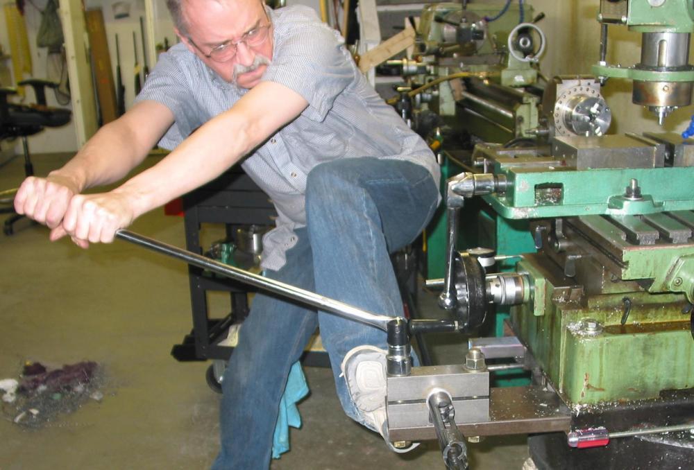 gunsmithing machine tools