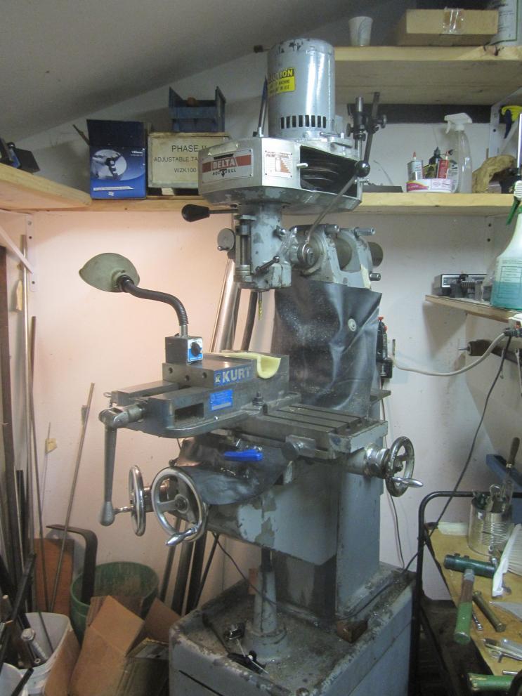gunsmithing milling machine