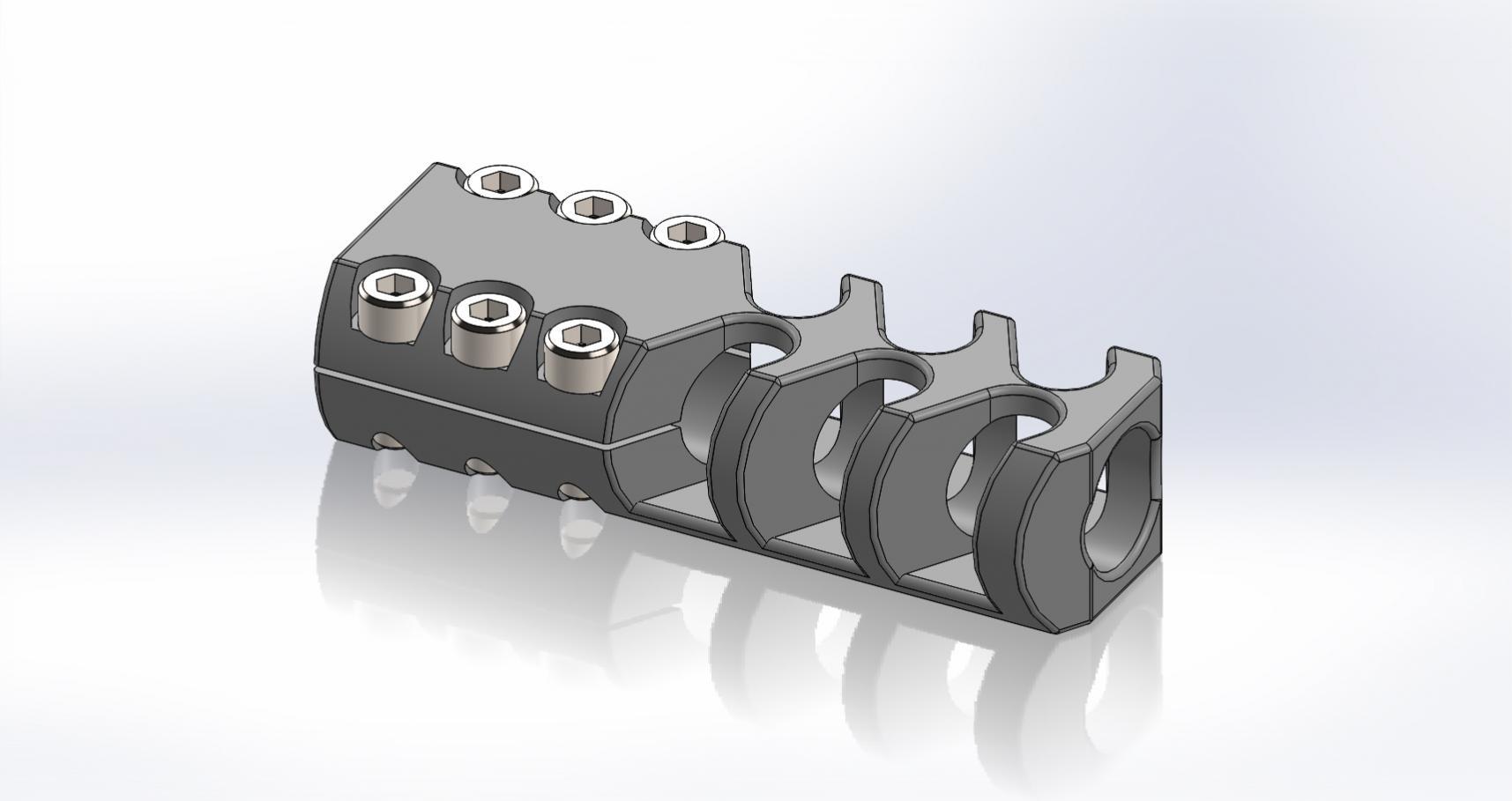 Best Muzzle Brake Design