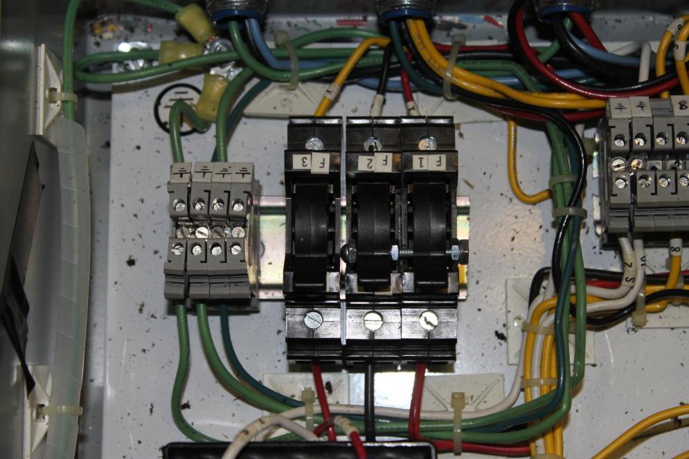 wiring lathe and vfd rh practicalmachinist com Chinese VFD Wiring Huanyang VFD Wiring