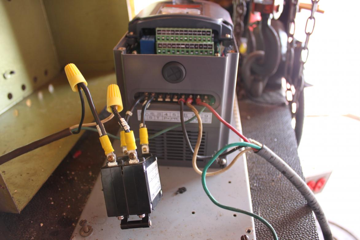 Wiring lathe and vfd tore the motor apart to clean it so will have to experiment with another one while figuring out vfdi hope someone will slowly talk me through this asfbconference2016 Images