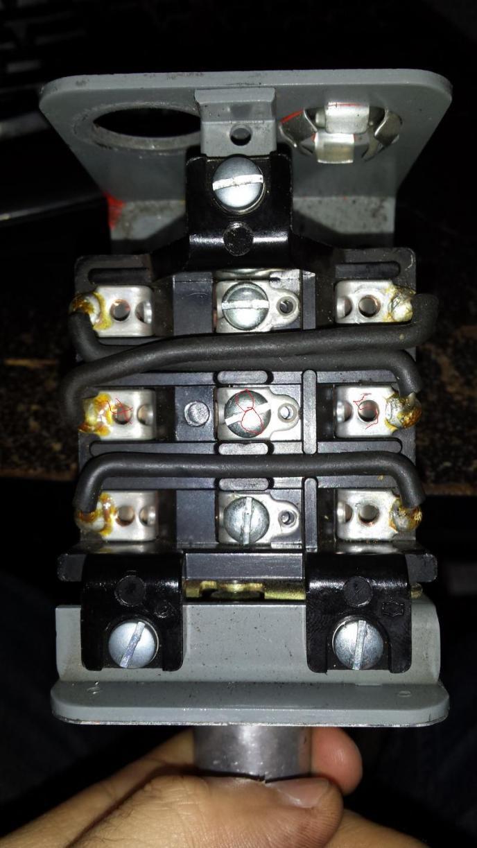 Wiring Drum Switch To Vfd A Barrel