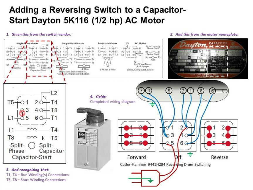 harbor freight wiring diagram reversing switch
