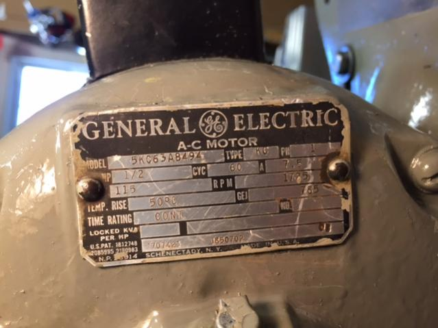 Newbie Needs Help In Wiring Drum Switch To Old Ge Motor