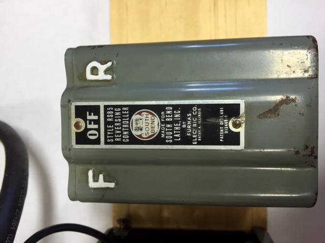 South Bend Lathe Identification on