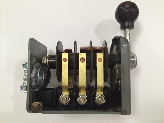 Newbie Needs Help In Wiring Drum Switch To Old Ge Motor