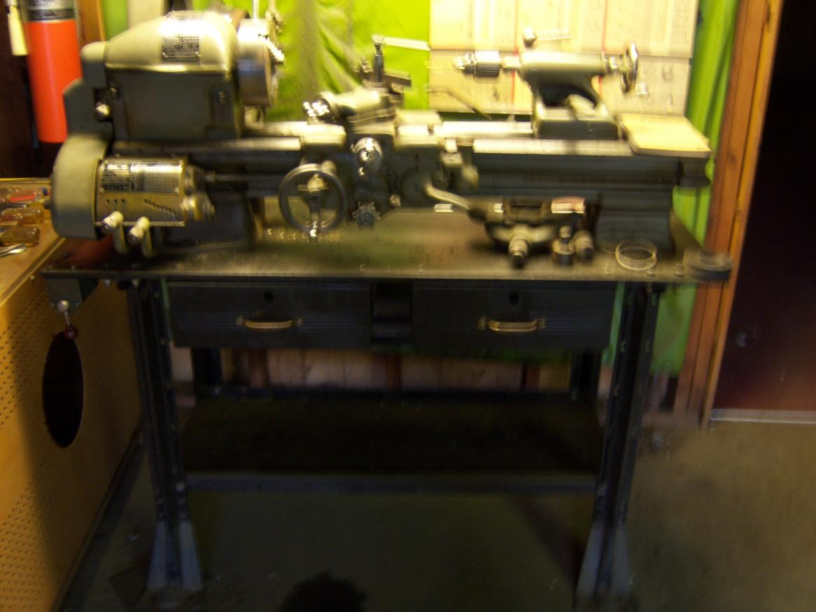 Metal Lathe For Sale >> 1970 S South Bend Metal 10 Quick Change Gear Lathe Value And Sale