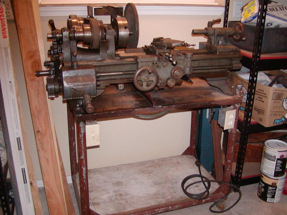 Lathe For Sale >> New member, New South Bend Model O