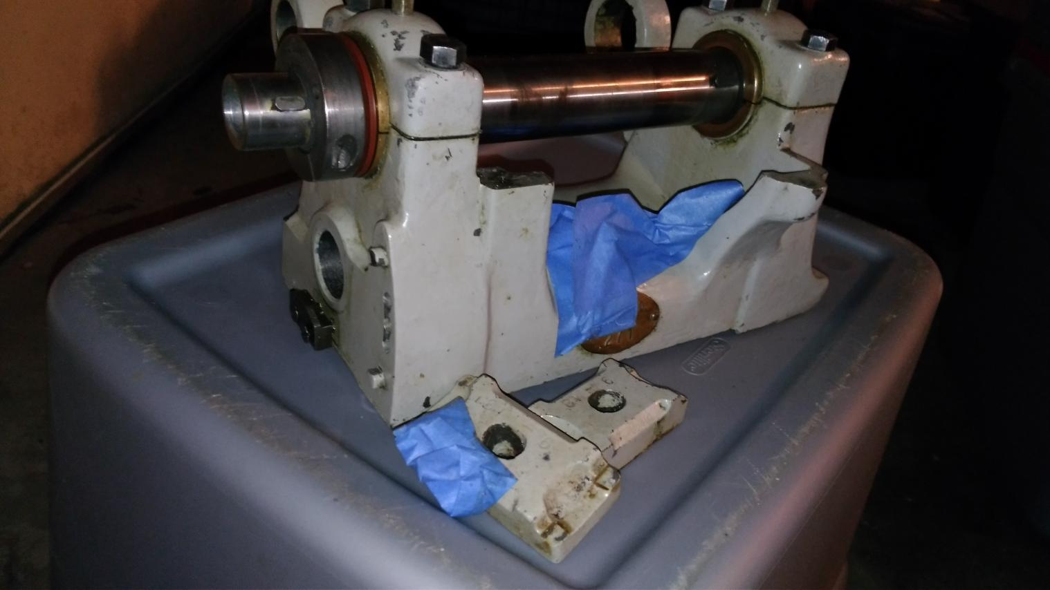 "Takeup New Spindle Take-up Bearing Kit for 9/"" /& 10k South Bend Lathe Upgrade"