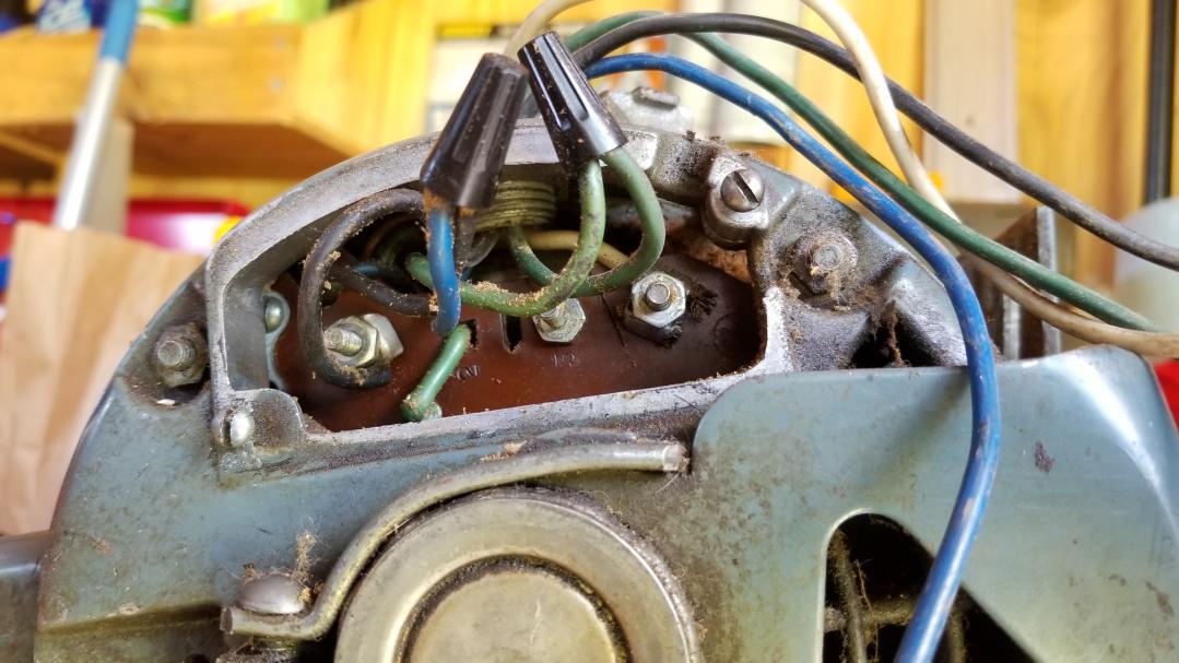 Ge Motor Wiring Help