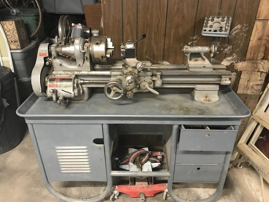 Got a lathe and no idea how to use it