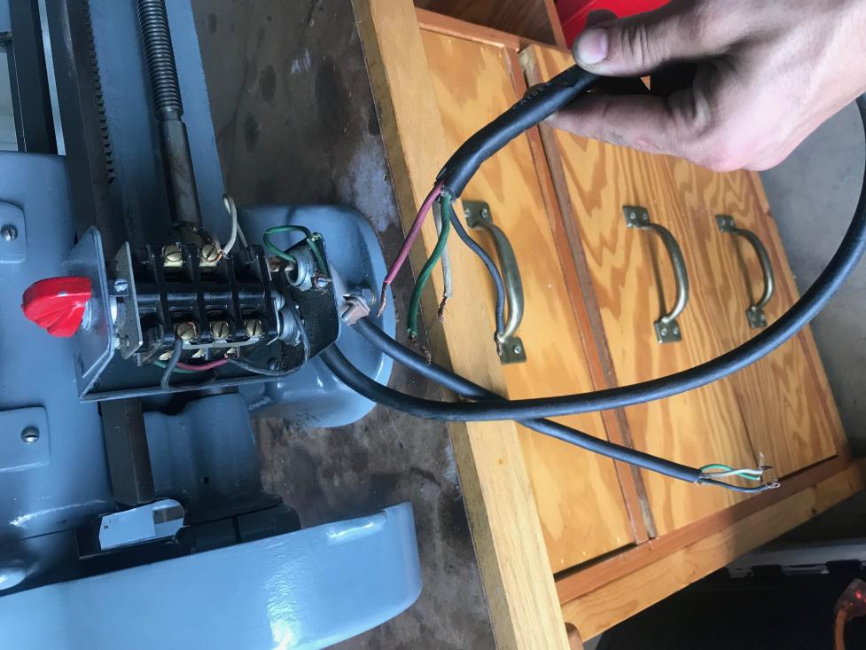 south bend wiring issue rh practicalmachinist com Map of South Bend Indiana South Bend Oregon