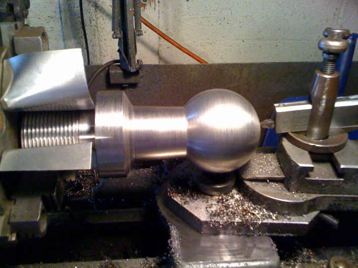 Ball Turning Attachment For Myford Lathes