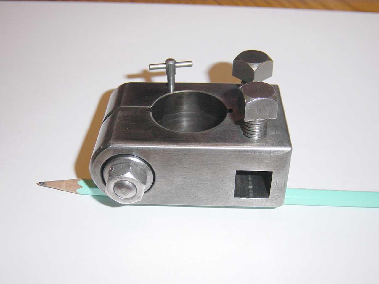 Lathe Homemade Tool Holder - Homemade Ftempo