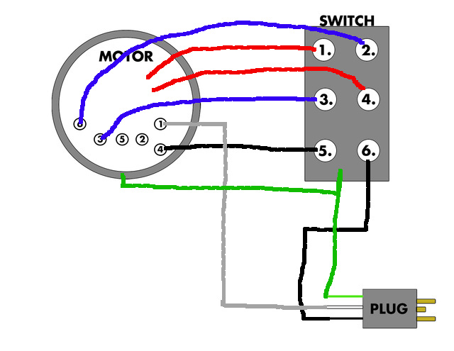 South Bend Lathe Wiring Diagram - Home Wiring Diagrams on