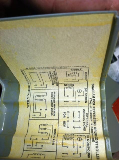 Diagram Baldor Motor Furnas R44 Wiring Help