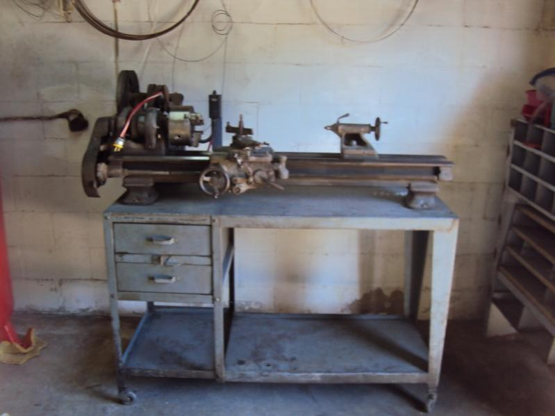 Just Bought A 9 Quot Southbend Lathe
