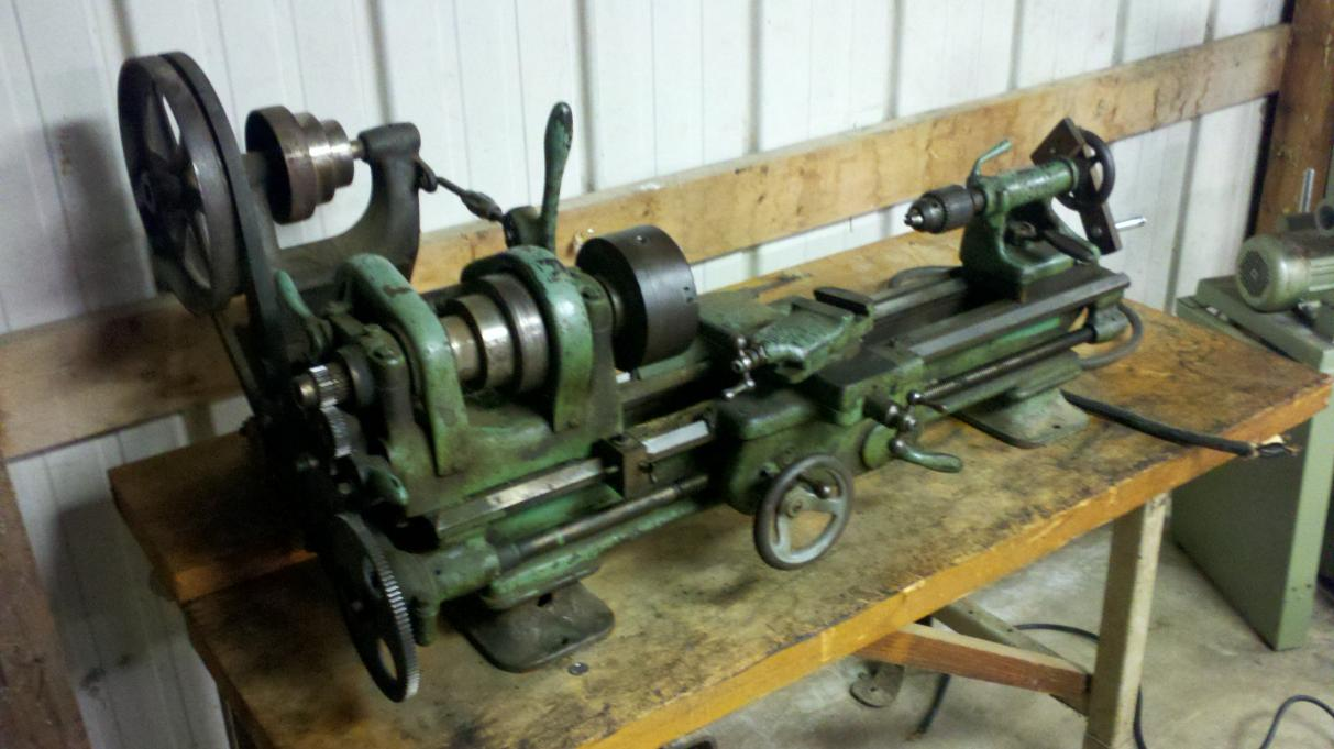 9 Inch Lathe Needs A Drum Switch  Where Can I Find One