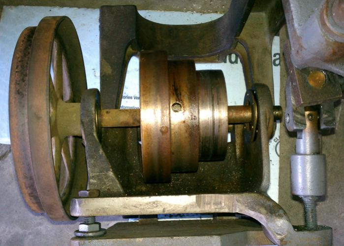 removing motor pulley - counter shaft- Heavy 10