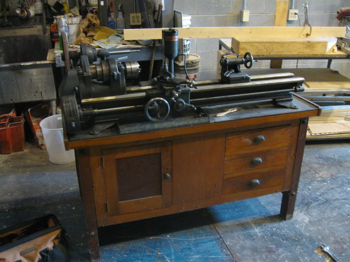 """Craigs List Bend >> anyone own an 8"""" Southbend lathe?"""