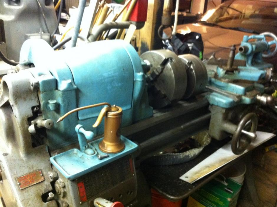 Spotted SB Lathe for sale Bloomington, IN Craigslist