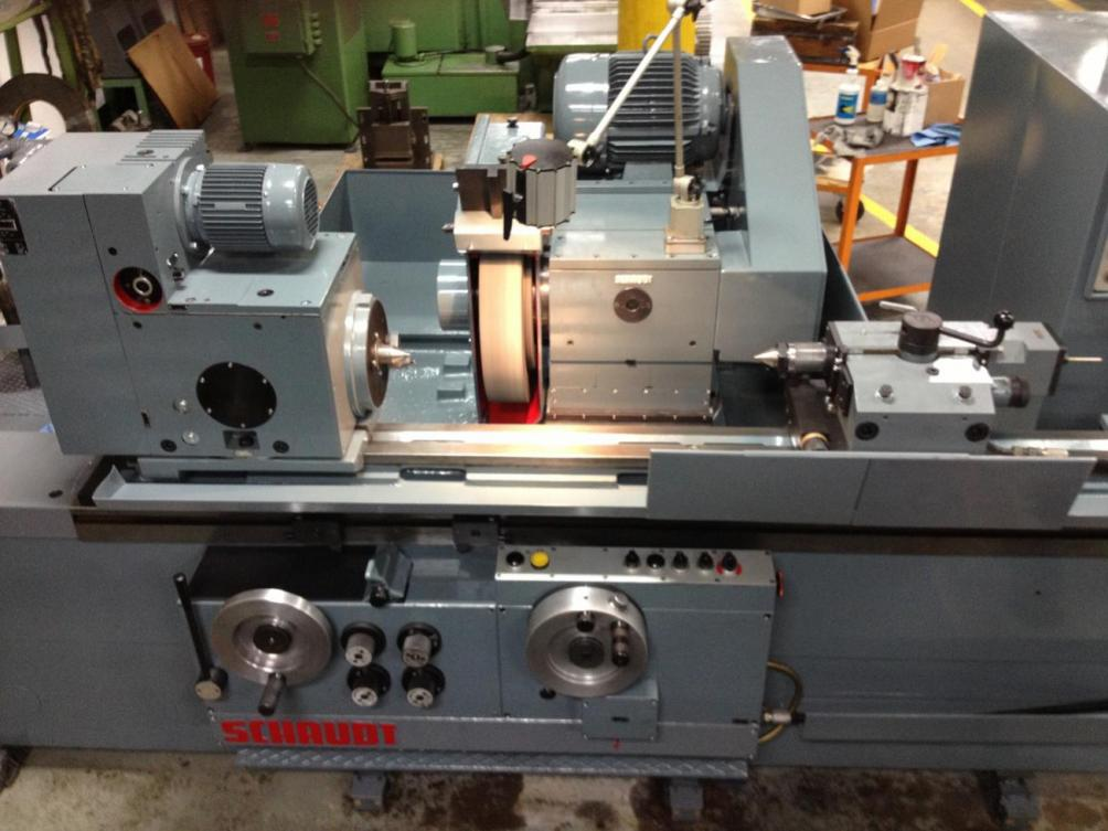 Grinding Operations On Lathe