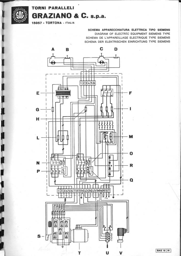 Schematic Wiring on