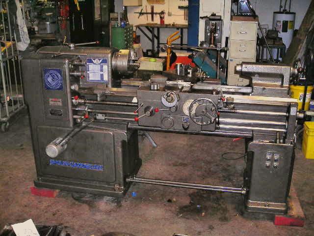 japanese lathe machine
