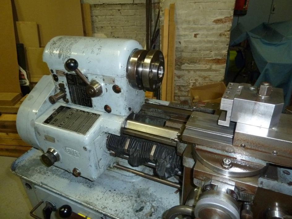 Looking for a boley/leinen LZ4SB manual