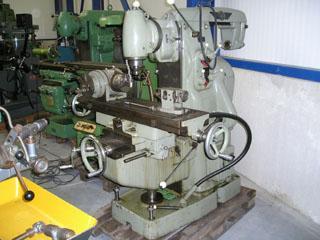 anyone want a pedersen vpu1 vpv1 german manual rh practicalmachinist com Bridge Port Machine Mill Drill Machine