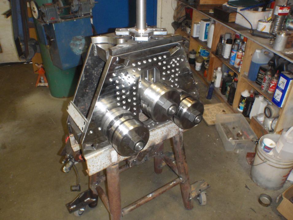 Want To Make 3 Wheel Tube Bender