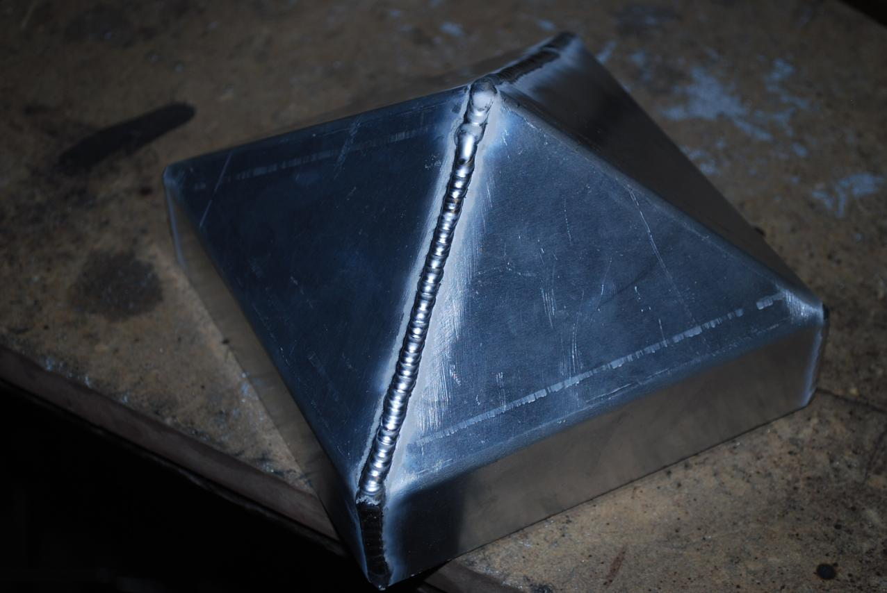 Acute Angle Notching Of Sheet Metal