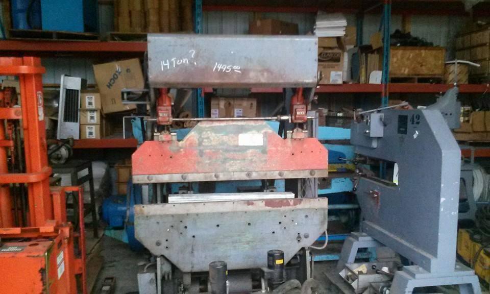 Hydraulic Oil For Di Acro 14 48 2 Press Brake