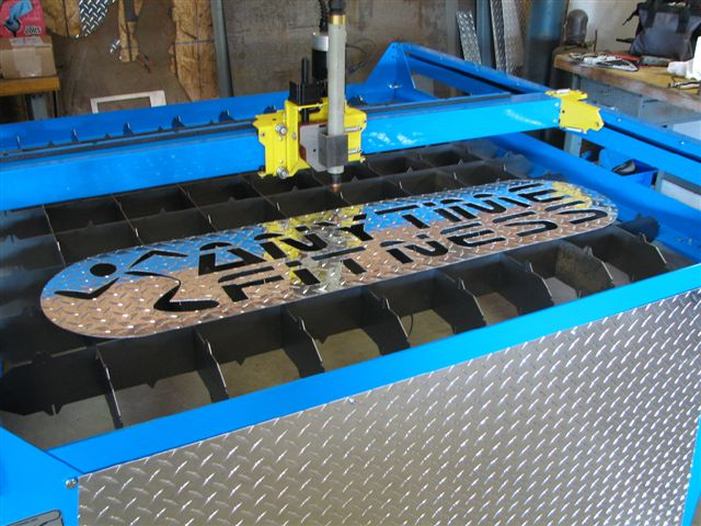 Mach 3 Questions For Cnc Plasma Table
