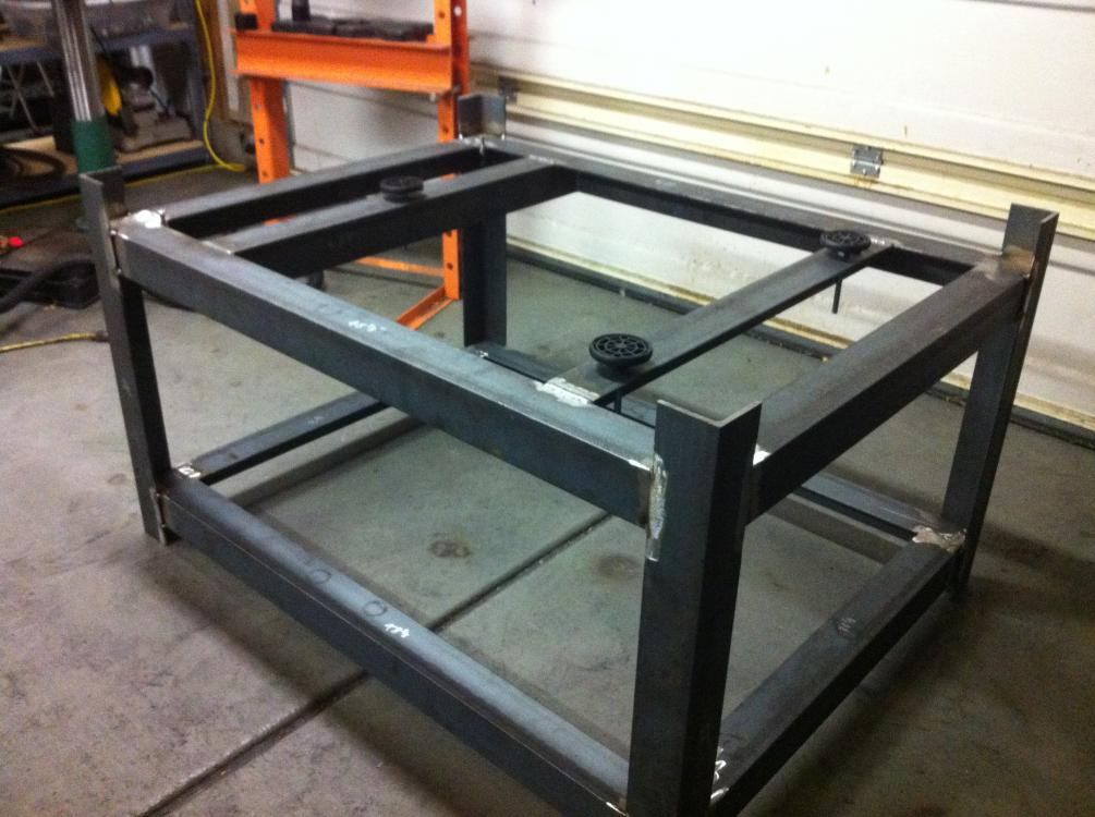 Surface plate stand for Fabrication stand