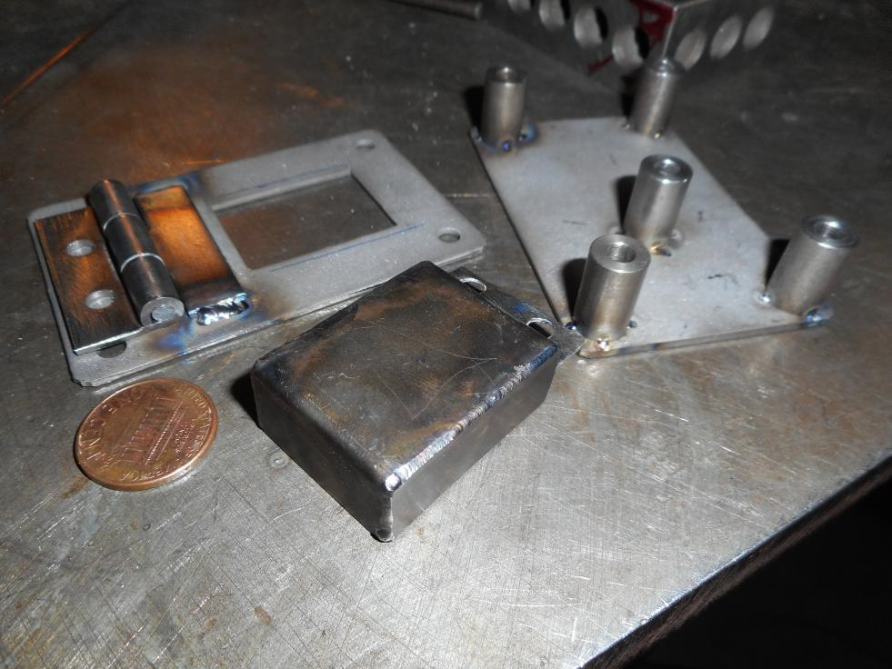 Who Has Amp Had A Flat Welding Table Page 2