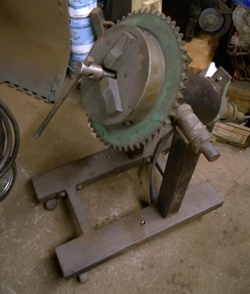 Home Built Welding Carousel Page 2