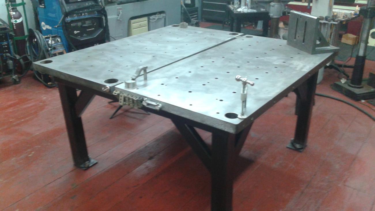 My Favorite New Fabrication Tool Acorn Table