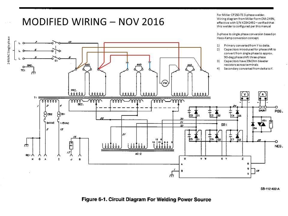 209763d1507680978 question about scr control miller ts250 conversion single phase 13 wiringafterconversion ts 250 wiring diagram wiring diagrams Basic Electrical Wiring Diagrams at nearapp.co