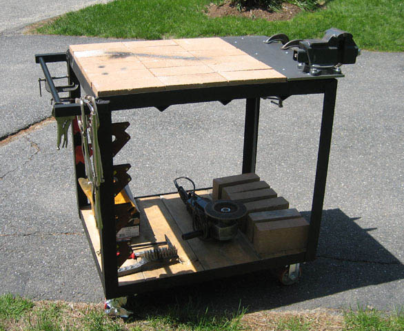 mig welding equipment diagram welding cart diagram setup tips for welding a square of angle iron? #14