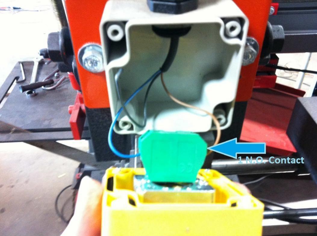 Edwards 55 Ton Ironworker LED Lighting and    Auto Cut