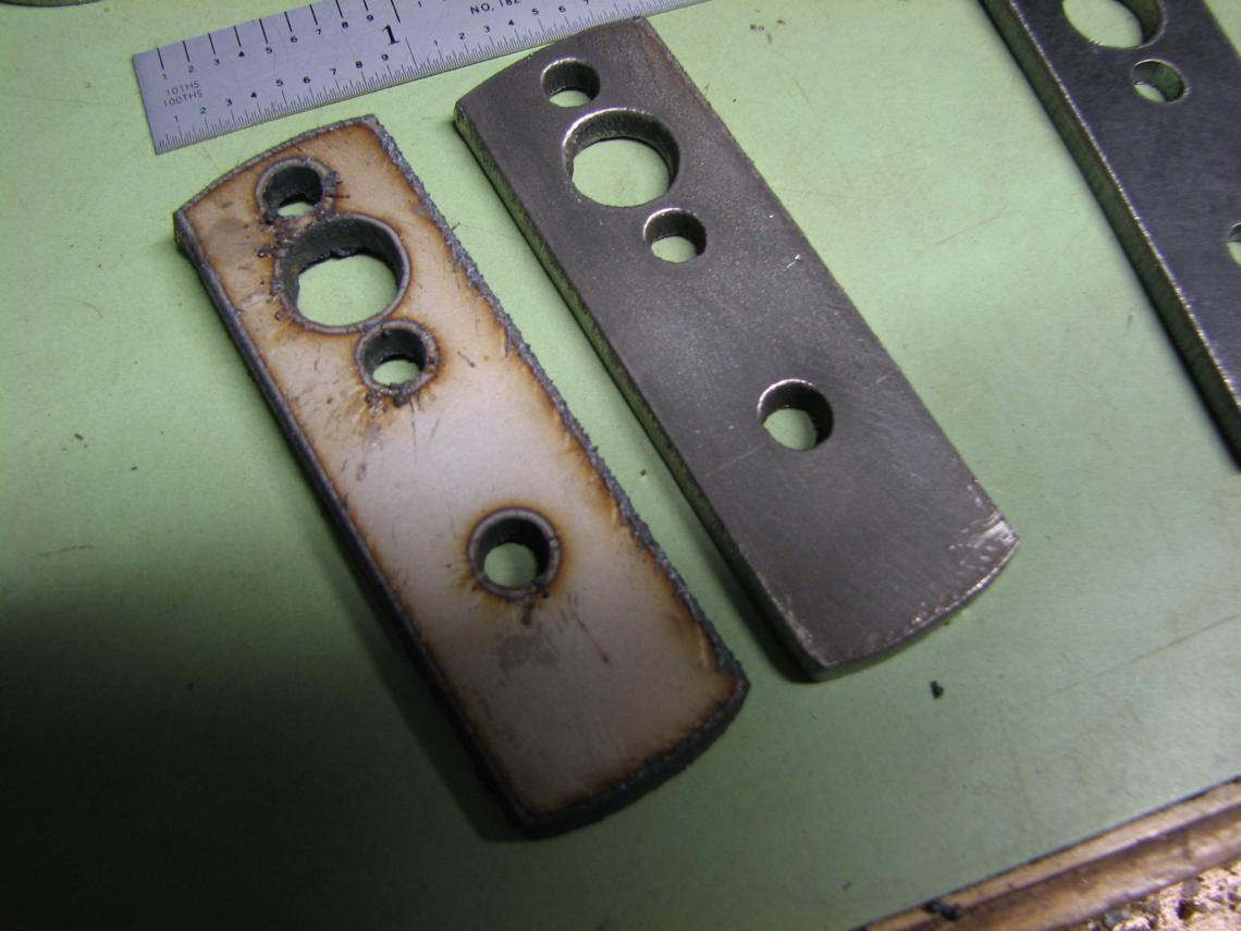 How Accurate Is Cnc Plasma On Small Holes Page 2