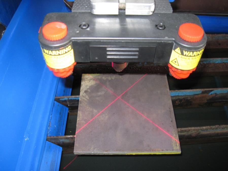 Diy Laser Alignment Setup For Plasma System