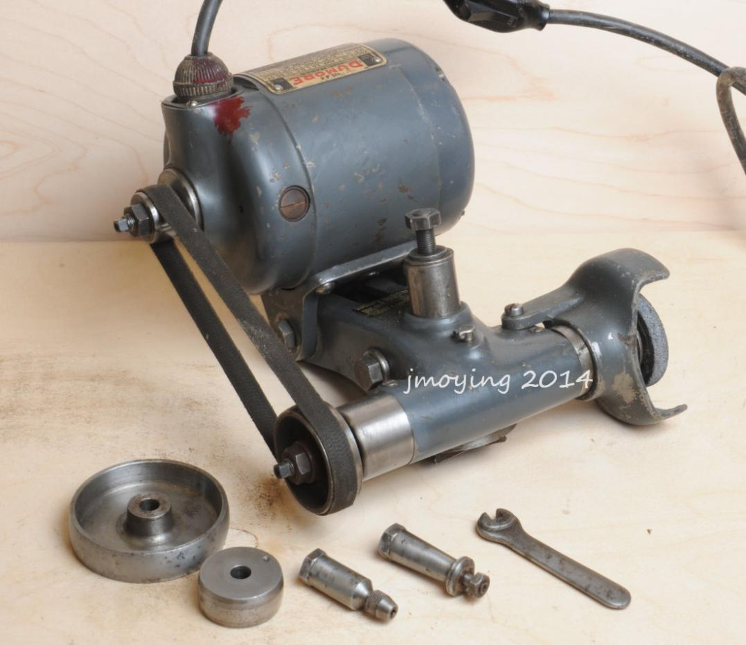 Dumore Tool Post Grinder Model 44