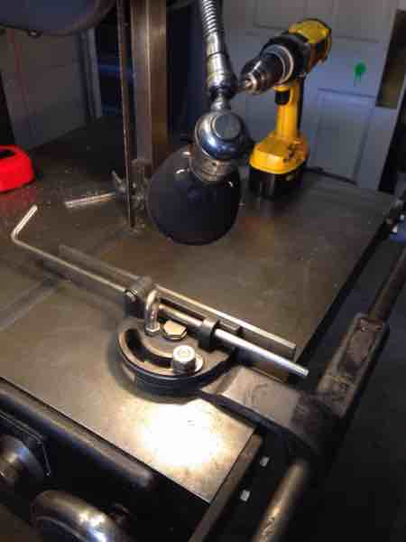 Wanted Fences For Doall Band Saw